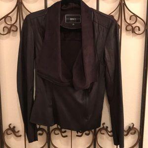 Nordstrom BNCI Black zip up Jacket